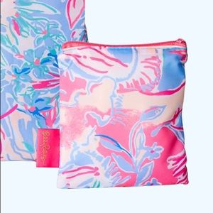 Lilly Pulitzer Bags - 🆕 Lilly Pulitzer Reusable Packable Shopper Tote